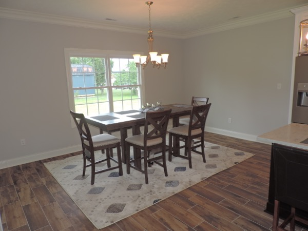 6356 Springwood Drive dining
