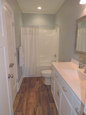 6356 Springwood Drive hall bath 1