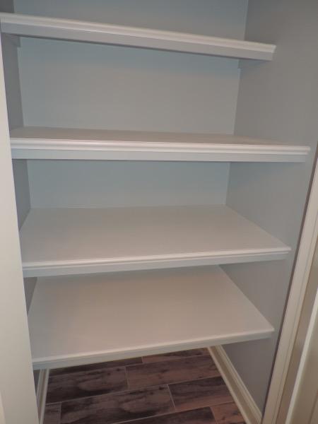6356 Springwood Drive hall closet