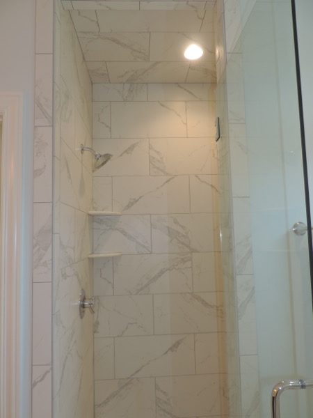 6356 Springwood Drive tile shower 1